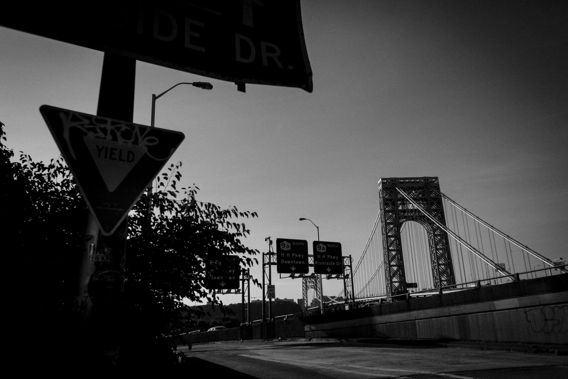 George Washington Bridge. New York, NY. 2013