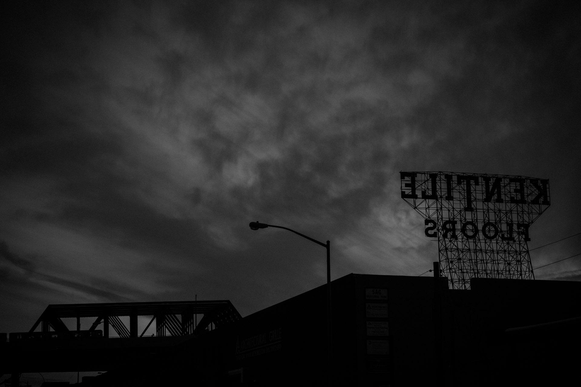 The Gowanus, Brooklyn, NY. 2014.