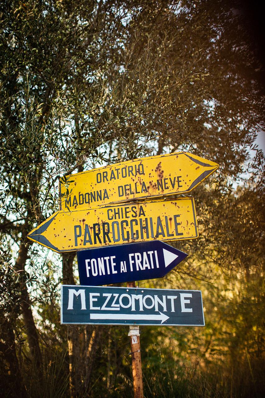 Mezzo Monte – Tuscany, Italy