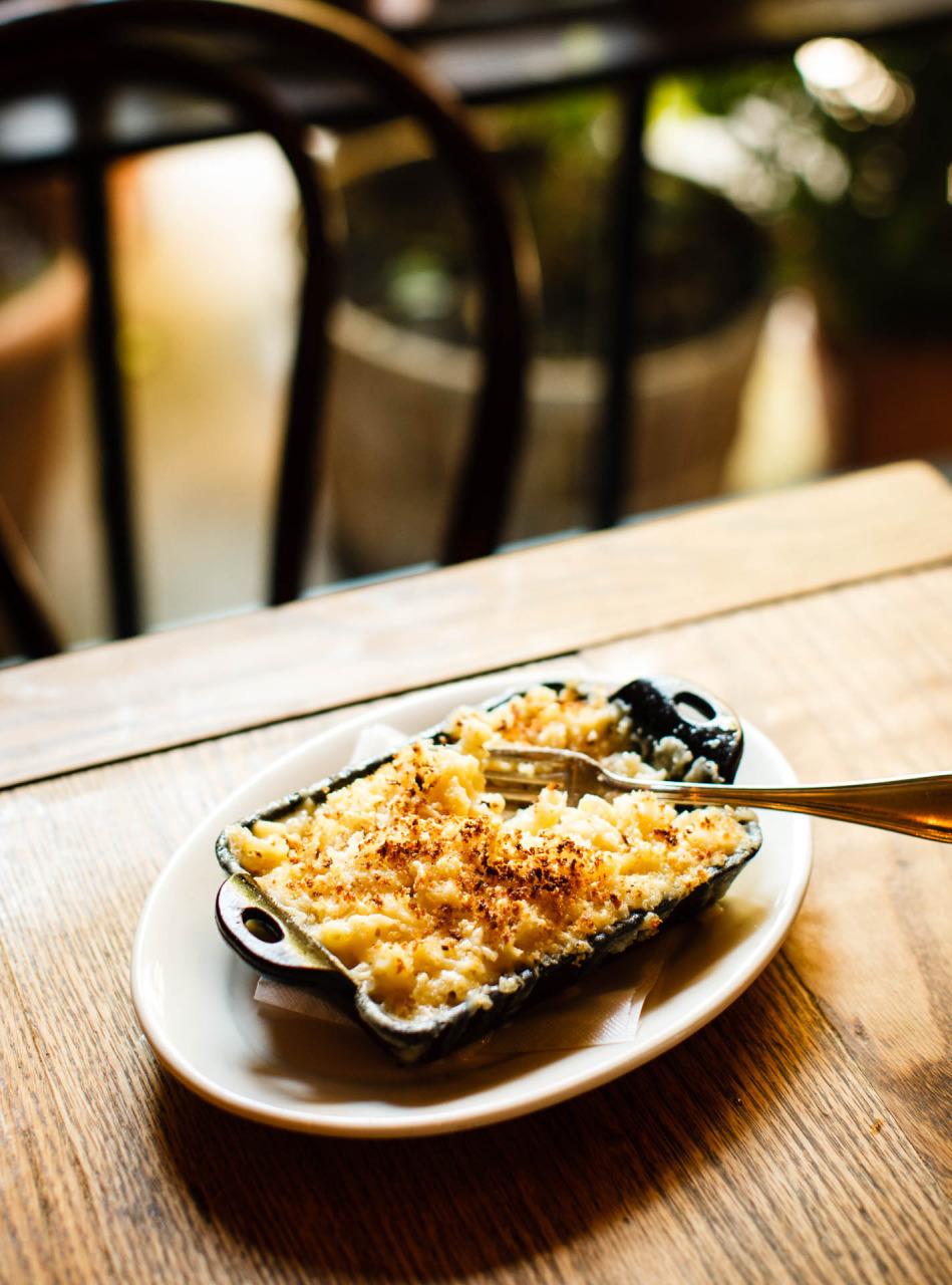 Mac & Cheese at Freeman's NYC